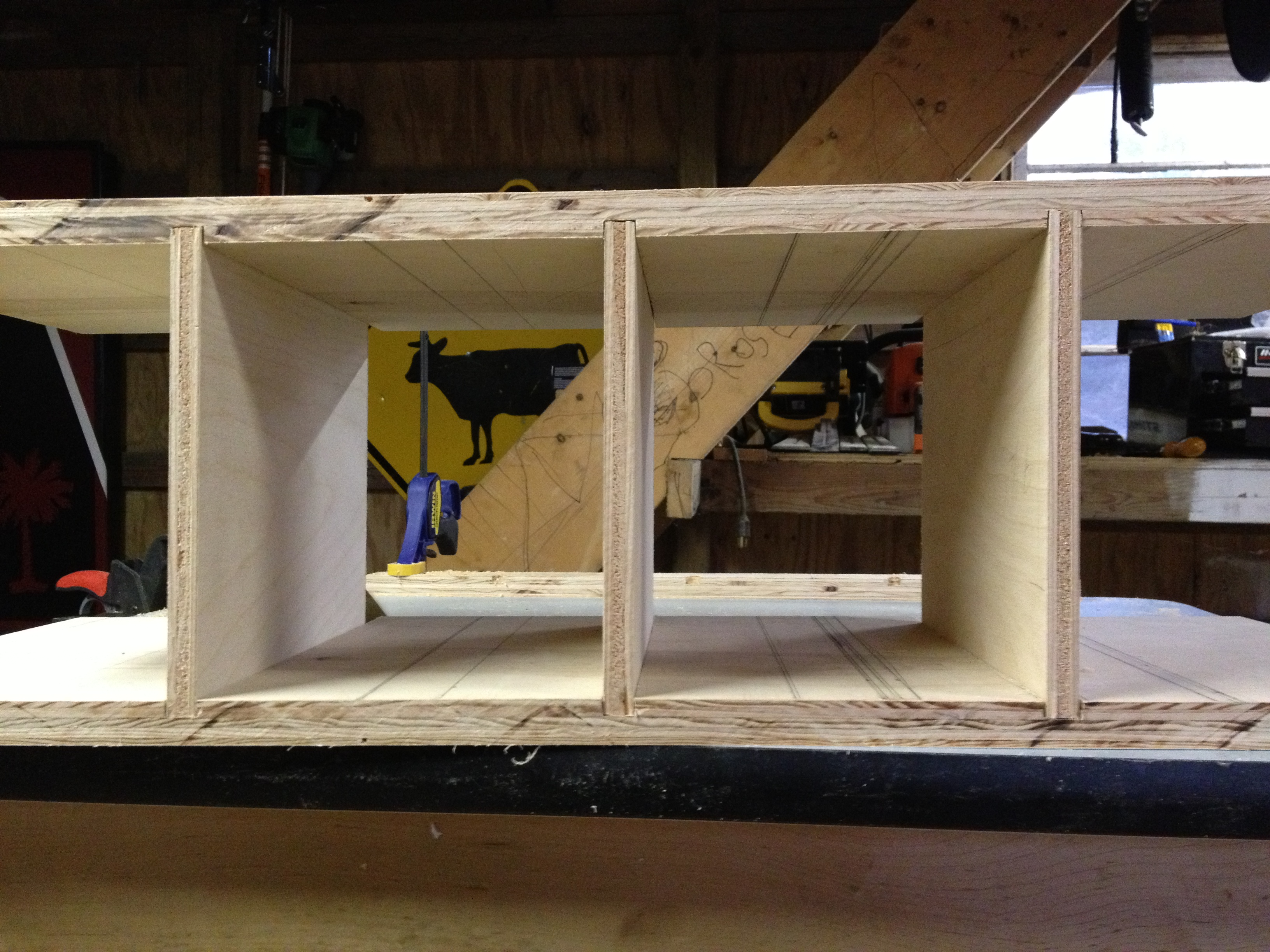 Dry fit dividers